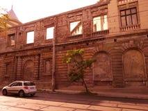 Bucarest vieja Fotos de archivo libres de regalías