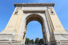 Bucareste Fotos de Stock Royalty Free