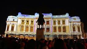 Bucareste, festival de luzes 2018 filme