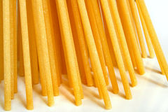 Bucatini pasta Royalty Free Stock Images