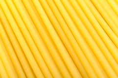 Bucatini Pasta Close-Up Royalty Free Stock Images