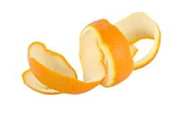 Buccia di un arancio Fotografia Stock Libera da Diritti