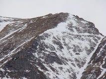 Bucegi山-罗马尼亚 免版税库存照片