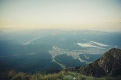 Bucegi山 库存照片