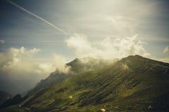 Bucegi山 库存图片