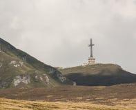 Bucegi berg Fotografering för Bildbyråer