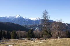 Bucegi berg Royaltyfria Bilder