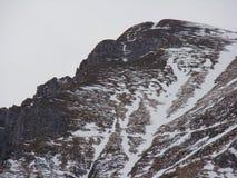 Bucegi berg - Rumänien Royaltyfri Bild