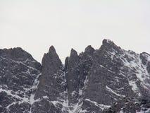 Bucegi-Berge - Rumänien Lizenzfreies Stockfoto