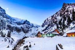 Bucegi - Carpathian Mountains, Romania Royalty Free Stock Images