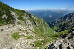 Bucegi góry Zdjęcia Royalty Free