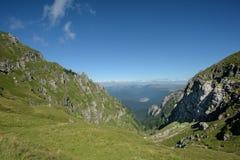 Bucegi góry Zdjęcia Stock
