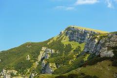 Bucegi góry lanscape Fotografia Stock