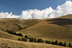 bucegi krajobraz Fotografia Stock