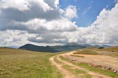 Bucegi Landscape 3 Stock Images