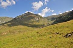 Bucegi Landscape 4 Stock Image