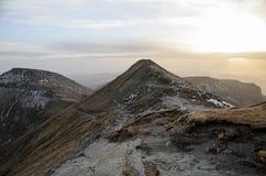 Bucegi Landschaft Lizenzfreie Stockfotografie
