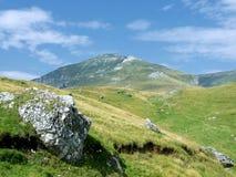 Bucegi mountain Stock Image