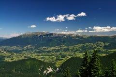 Bucegi mountain Stock Images