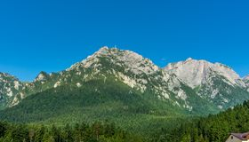 Bucegi Mountain Royalty Free Stock Photography