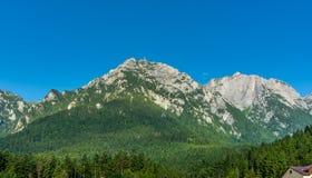 Bucegi Mountain Royalty Free Stock Photography