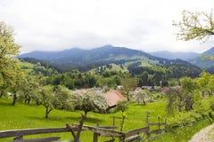 Bucegi mountain Stock Photography