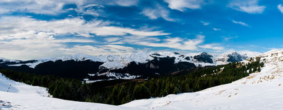 Bucegi mountains Stock Image