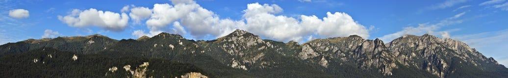 Bucegi mountains Stock Photo