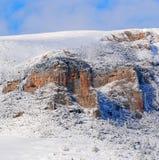 Bucegi Mountains Closeup Royalty Free Stock Photo