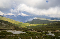 Bucegi Mountains Royalty Free Stock Image