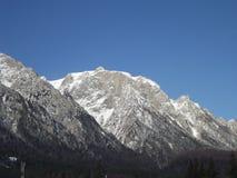 Bucegi Mountains Stock Image