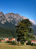 Bucegi mountains in Romania Stock Images