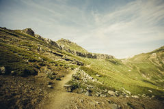 Bucegi Mountains Royalty Free Stock Image