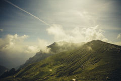 Bucegi Mountains Stock Images