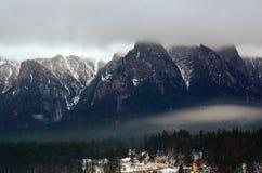 Bucegi Mountains. Shot taken Bucegi, Romania, Europe Royalty Free Stock Images