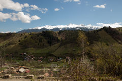 Bucegi mountains Royalty Free Stock Photography