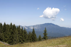 Bucegi mountains - RAW format Stock Photos