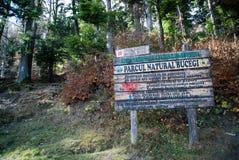 Bucegi natural park Royalty Free Stock Images