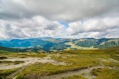The Bucegi Plateau Stock Photos