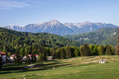 Bucegi Stock Photography