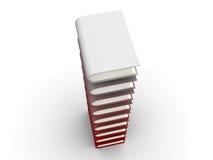 Buch 3D Lizenzfreies Stockbild