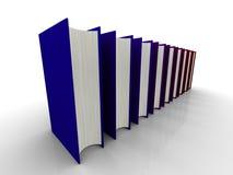 Buch 3D Lizenzfreie Stockfotos