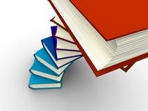 Buch 3D Stockbilder