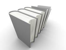 Buch 3D Stockfotos