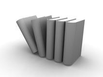Buch 3D Stockfoto