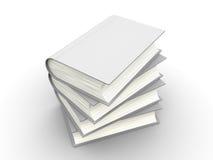 Buch 3D Lizenzfreie Stockbilder