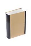 Buch auf einem weißen Hintergrund. Stockfotos