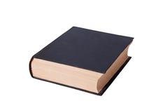 Buch auf weißem Hintergrund. Lizenzfreie Stockbilder