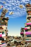 Buch-Ausverkauf Stockbild