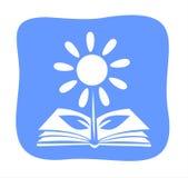Buch-Blume Stockbild